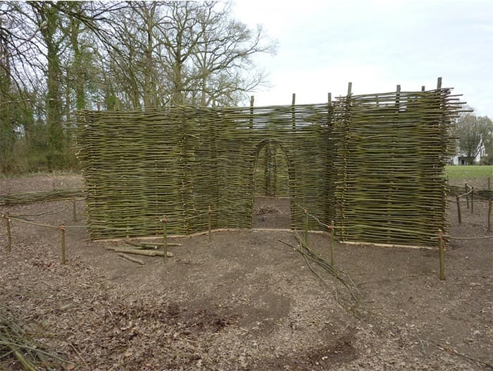 Willow and natural playgrounds